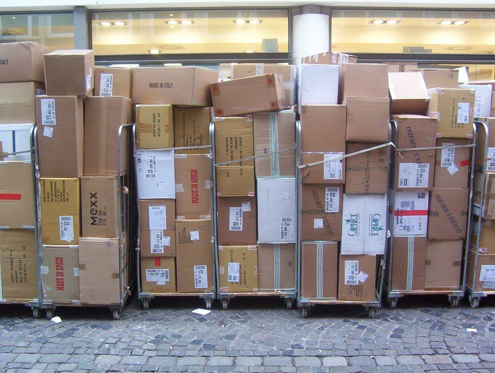 Kartons sind gepackt! (Bild: Christopher Robin  / pixelio.de )