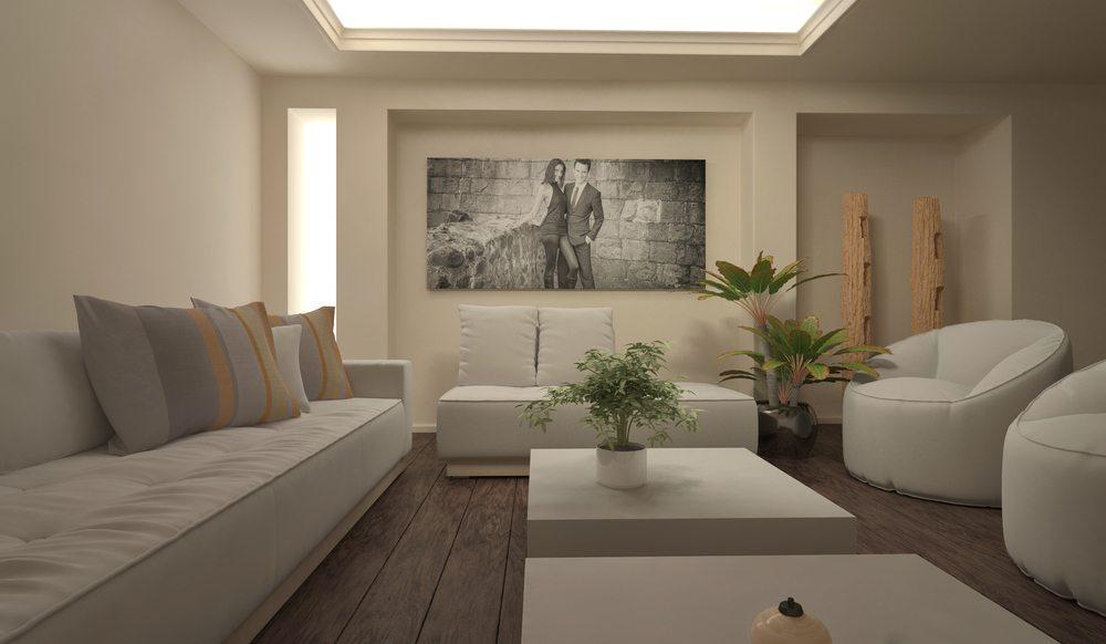 Das Sofa hat eine ganz besondere Bedeutung - es bietet eine gute Rückzugsmöglichkeit und lässt uns zur Ruhe kommen. (Bild: PlusONE / Shutterstock.com)
