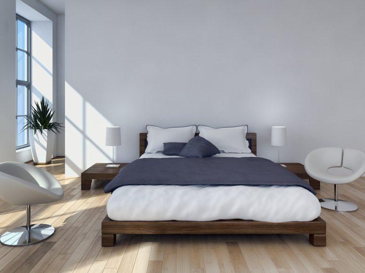 Das richtige Bett sorgt für angenehmen Schlaf. (Bild: © 3darcastudio - Fotolia.com)