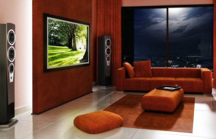 Auch in modern eingerichteten Räumen darf Gemütlichkeit nicht fehlen - Polstermöbel liefern sie. (Bild: © arsdigital - Fotolia.com)
