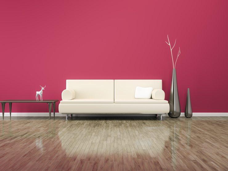 Ledersofa - gestern wie heute ein unverzichtbares Möbelstück. (Bild: © magann - Fotolia.com)