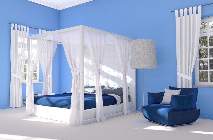 das neue schlafzimmer guter schlaf in der neuen wohnung. Black Bedroom Furniture Sets. Home Design Ideas