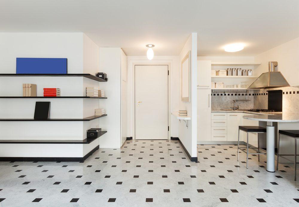 Wie Klassische Möbel In Kleinen Wohnungen Multifunktional Genutzt ... Interieur Design Wohnungen Wenig Platz