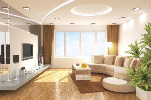 Mit den richtigen Leuchtmitteln wird die neue Wohnung zur Wohlfühloase. (Bild: © wongwk - shutterstock.com)