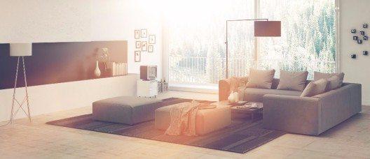 In den letzten Jahren hat sich der Lifestyle Wohntrend immer mehr entwickelt. (Bild: © XtravaganT - fotolia.com)