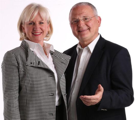 Ines und Horst Zimmermann