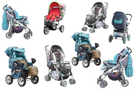 Buggys - bequem zu transportieren und komfortabel für den Nachwuchs. (Bild: Vereshchagin Dmitry - shutterstock.com)