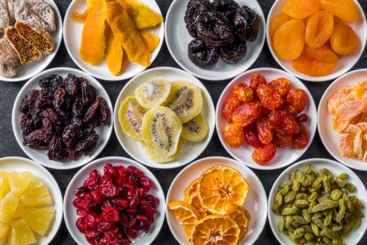 Getrocknete Vielfalt (Bild: © norikko - shutterstock.com)