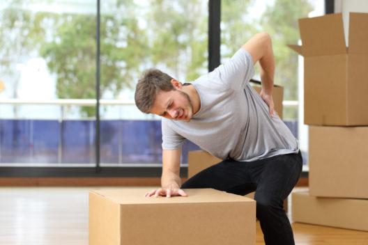 feature post image for So schonen Sie Ihren Rücken beim Umzug