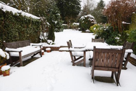 feature post image for Gartenmöbel winterfest machen mit diesen Tipps