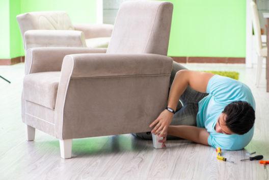 feature post image for Nach dem Umzug beschädigte Möbel retten