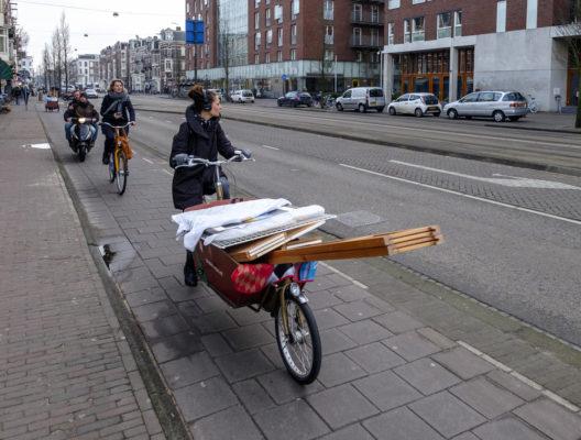 feature post image for Umzug mit dem Fahrrad - Eine lohnende Alternative?